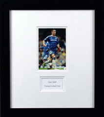 "Gary Cahill 4 x 6"" Signed Photograph"
