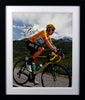 "Bradley Wiggins Signed 8 x 10"" Photograph"
