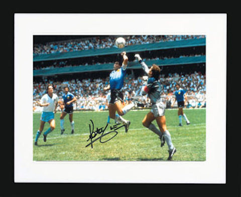 "Peter Shilton 16 x 12"" Signed Photograph"