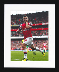 "Jack Wilshere 8 x 12"" Signed Photograph"