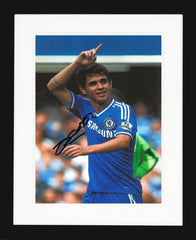 "Oscar 8 x 12"" Signed Photograph"