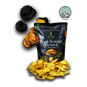 Black Summer Truffle Potato Chips (Original)