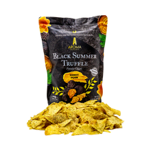 Load image into Gallery viewer, Black Summer Truffle Potato Chips (Honey Dijon)