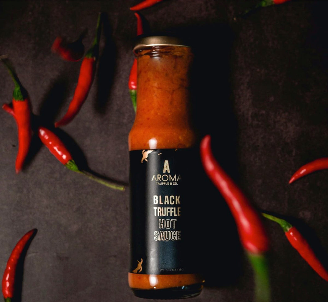 Black Truffle Hot Sauce