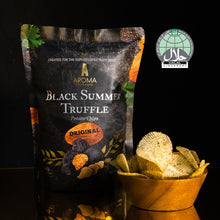 Load image into Gallery viewer, Black Summer Truffle Potato Chips (Original)