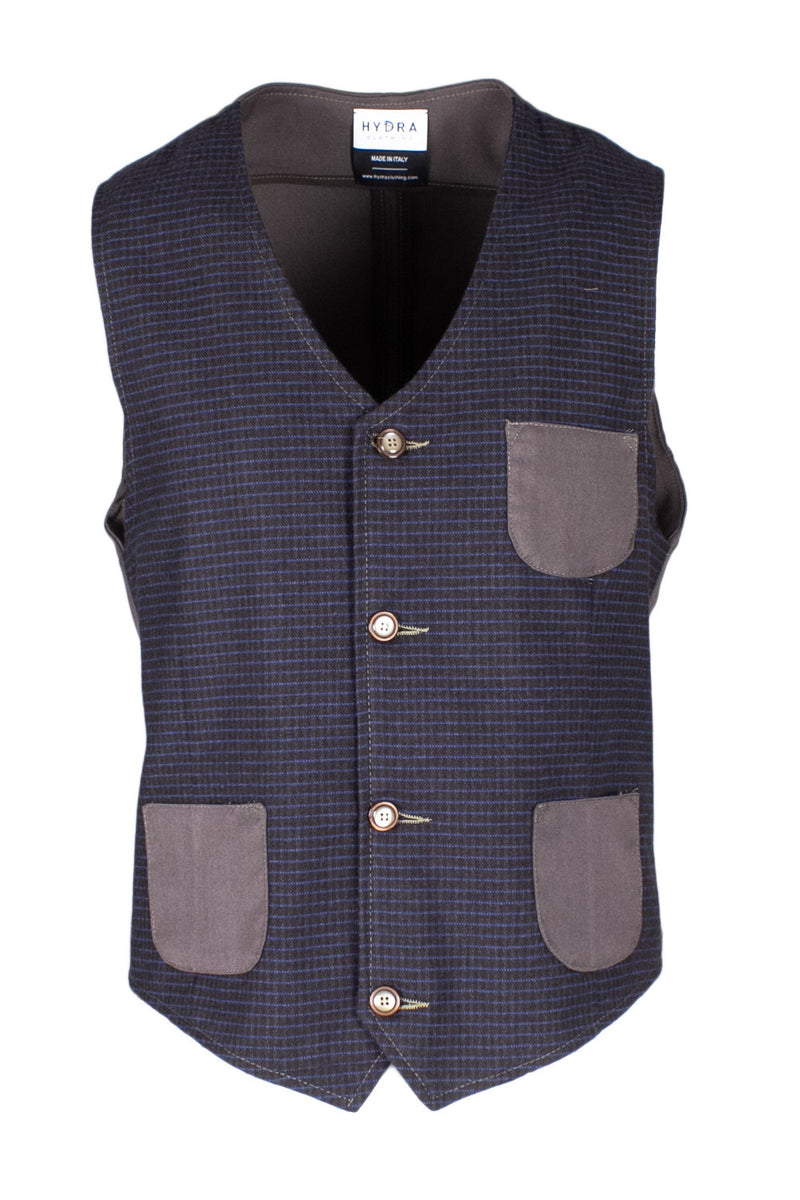 hydra clothing Hydra Clothing Gilet Uomo