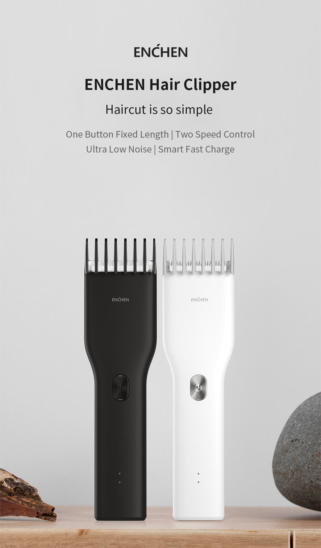 ENCHEN Boost Hair Clipper