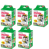 100 Sheets Fujifilm Instax Mini Film Fuji instant photos 7s 8 25 90 Polaroid 300