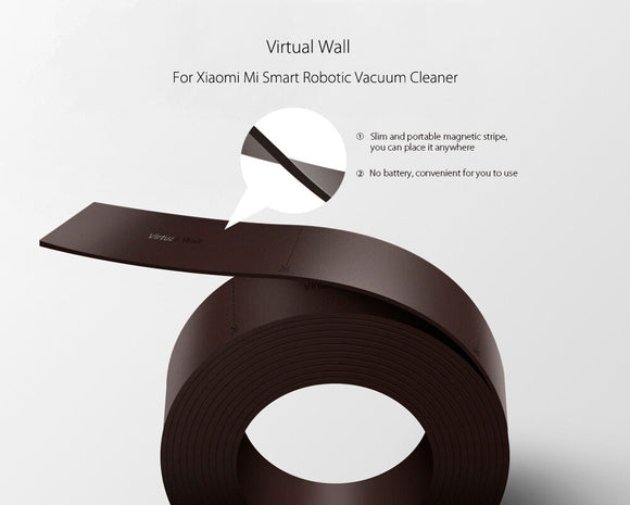 Genuine Xiaomi Robot Vacuum Cleaner Barrier Tape 2 Meter Length