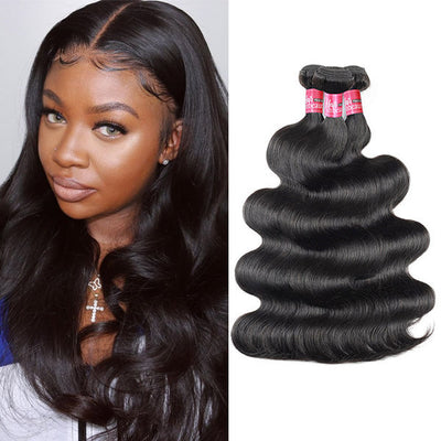 Brazilian Body Wave Bundles 3Pcs Brazilian Virgin Hair Body Wave