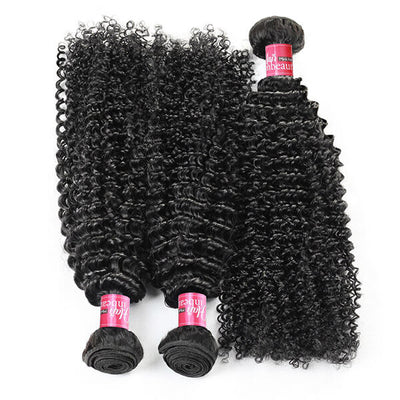 High Quality Wholesale Human Virgin Mongolian Jerry Curly Hair 3 Bundles Mongolian Human Hair Weave Natural Color Hair In Stock