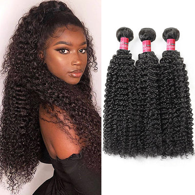 Wholesale Brazilian Kinky Curly Human Hair Weave 10 Bundles Pack