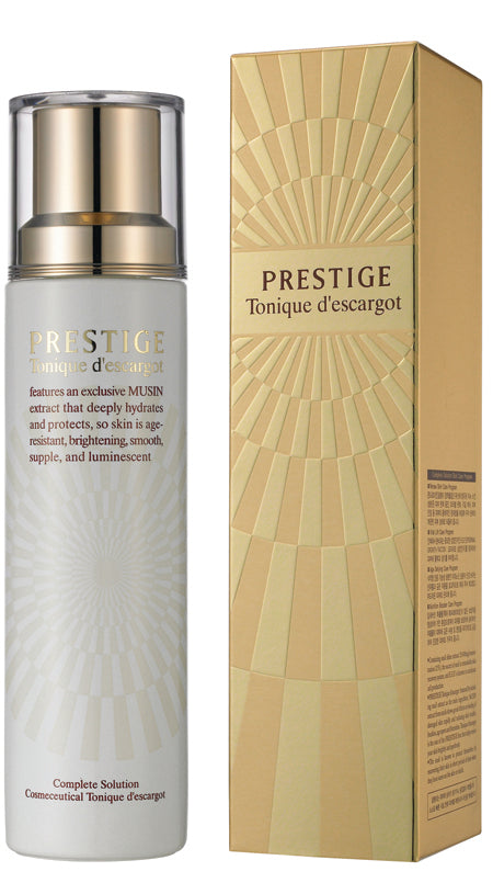 Prestige Tonique D'escargot Ⅱ (Rich Moist), 140ml
