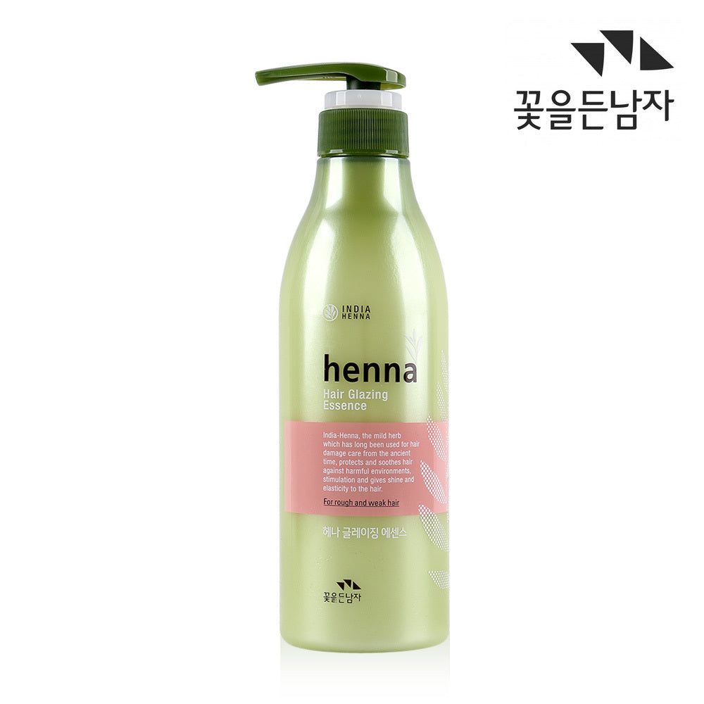 HENNA Hair Glazing Essence 500ml