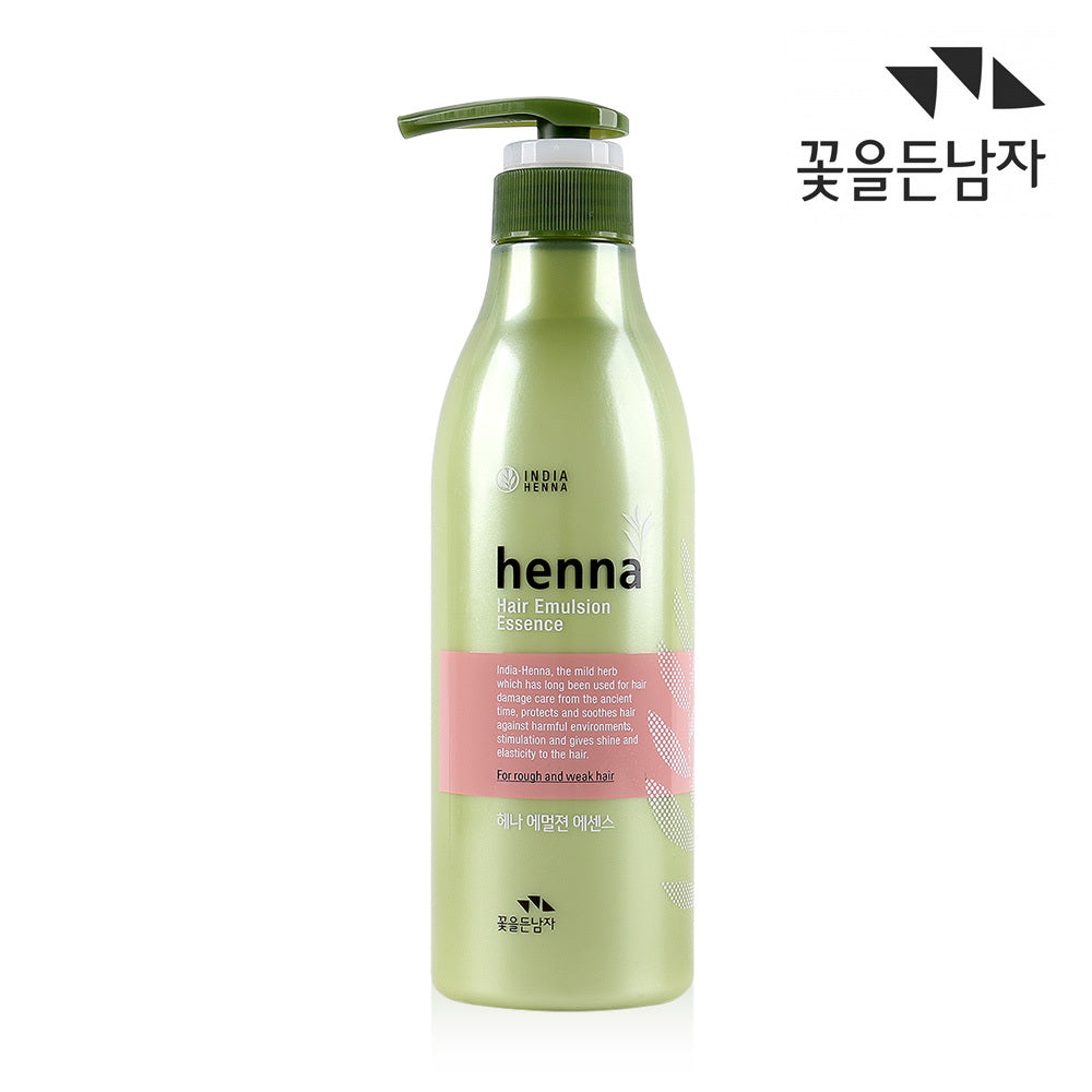 HENNA Hair Emulsion Essence 500ml