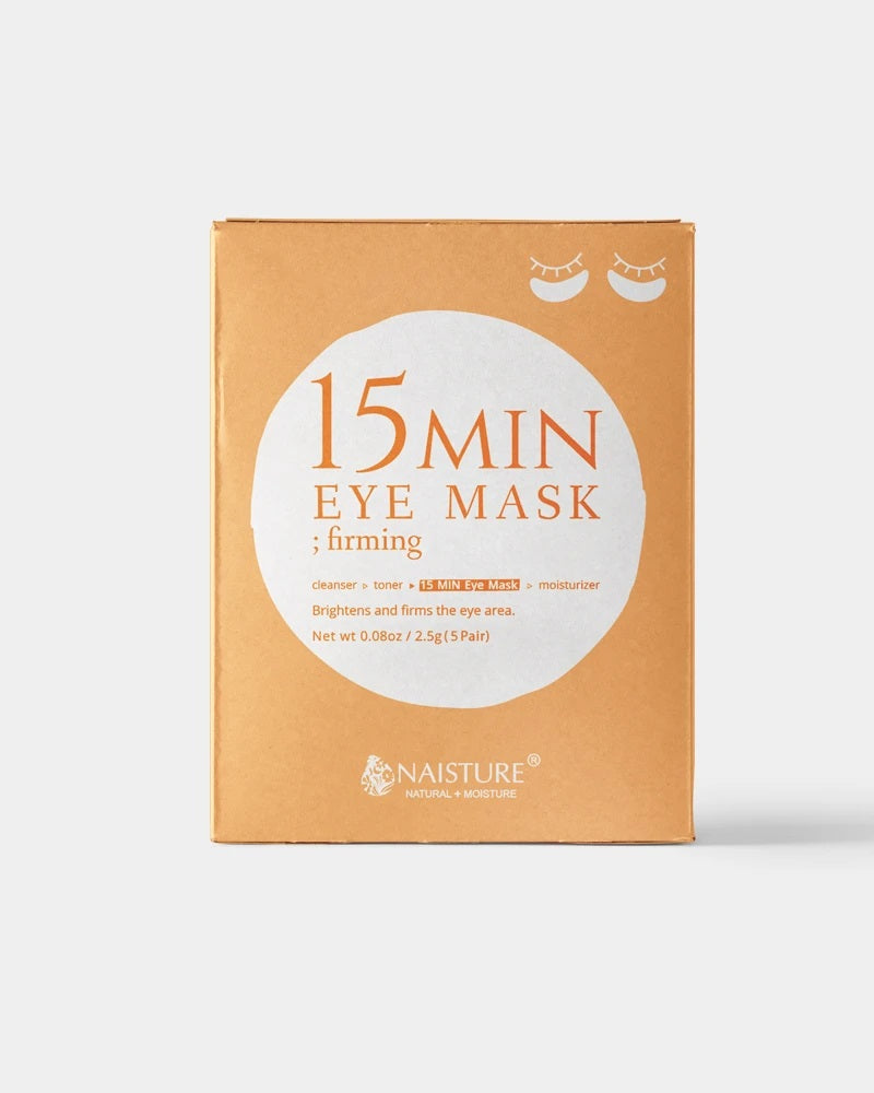 15 MIN Eye Mask (5 pairs)