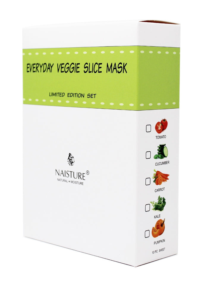 Everyday Veggie Slice Mask (10 Sheets)