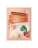 15MINUTES BRIGHTENING ARBUTIN MASK (10 Sheets)