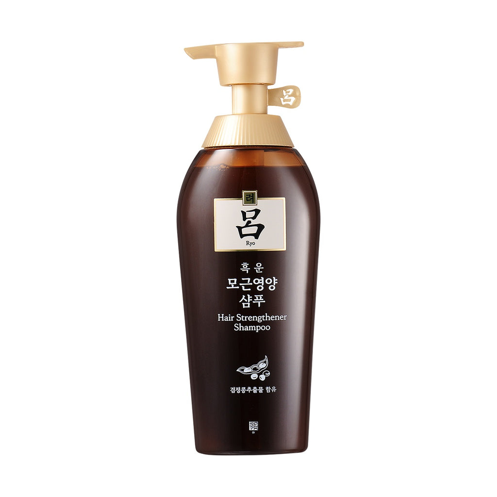 RYO Heukwoonmo Hair Strengthener Shampoo, 500ml