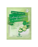 15MINUTES COOLING CUCUMBER MASK (10 Sheets)