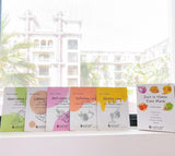 Just in 15 Min Face Mask Variety Pack (5 Sheets)