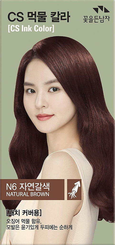 CS Ink Hair Color N6 Natural Brown