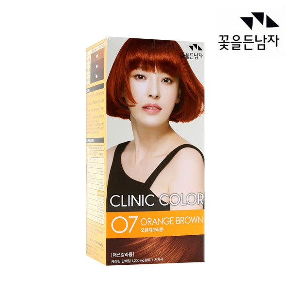 Clinic Color O7 Orange Brown