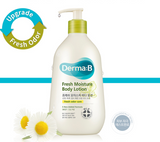 Derma:B Fresh Moisture Body Lotion 400ml