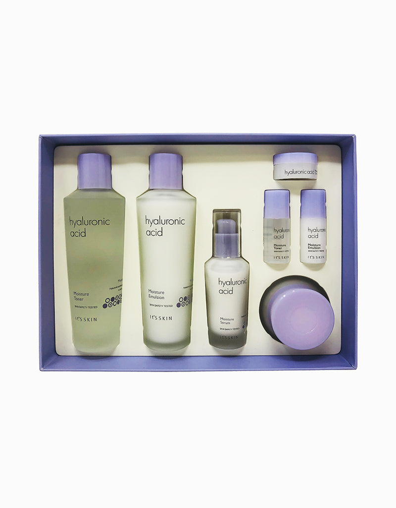 Hyaluronic acid moisture special set