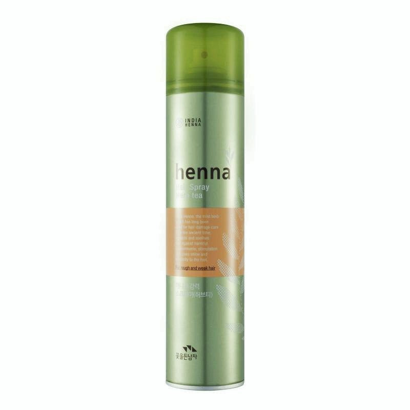 Henna Hair Spray Herb Tea - 300ml