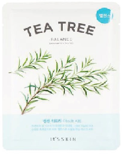 The Fresh Tea Tree Mask Sheet, 20ml