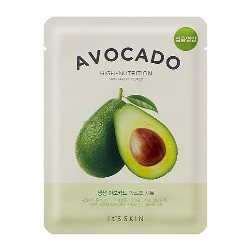 The Fresh Avocado Mask Sheet, 20ml