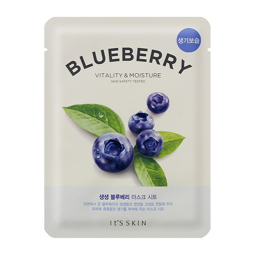 The Fresh Blueberry Mask Sheet, 20ml