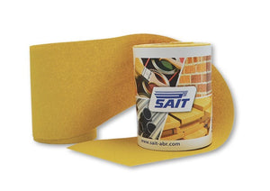 Sait Yellow Sandpaper Roll 5mtr