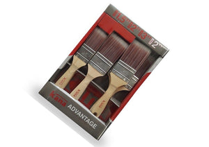 Kana Advantage Brush Set 6 Piece
