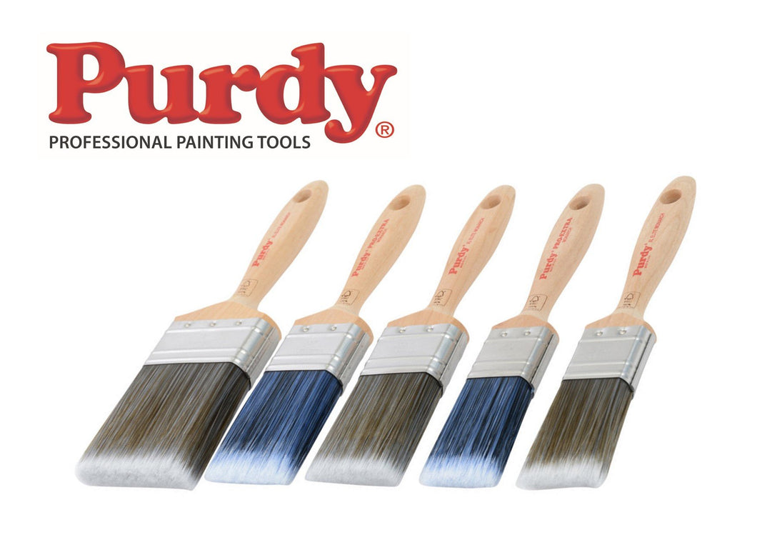 Purdy Monarch Elite & Pro Extra Brush Set 5pce