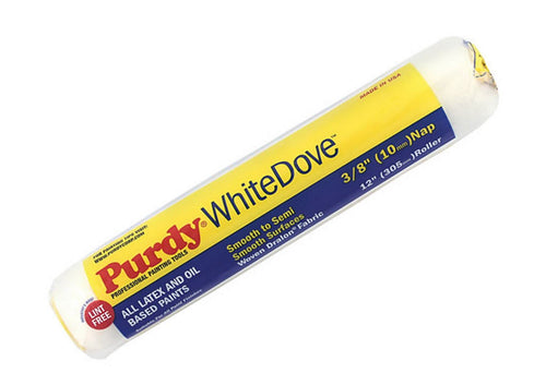 Purdy Roller Sleeve White Dove 12