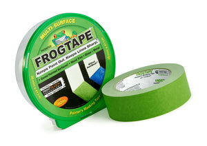 FrogTape® Multi-Surface Painting Tape – Green