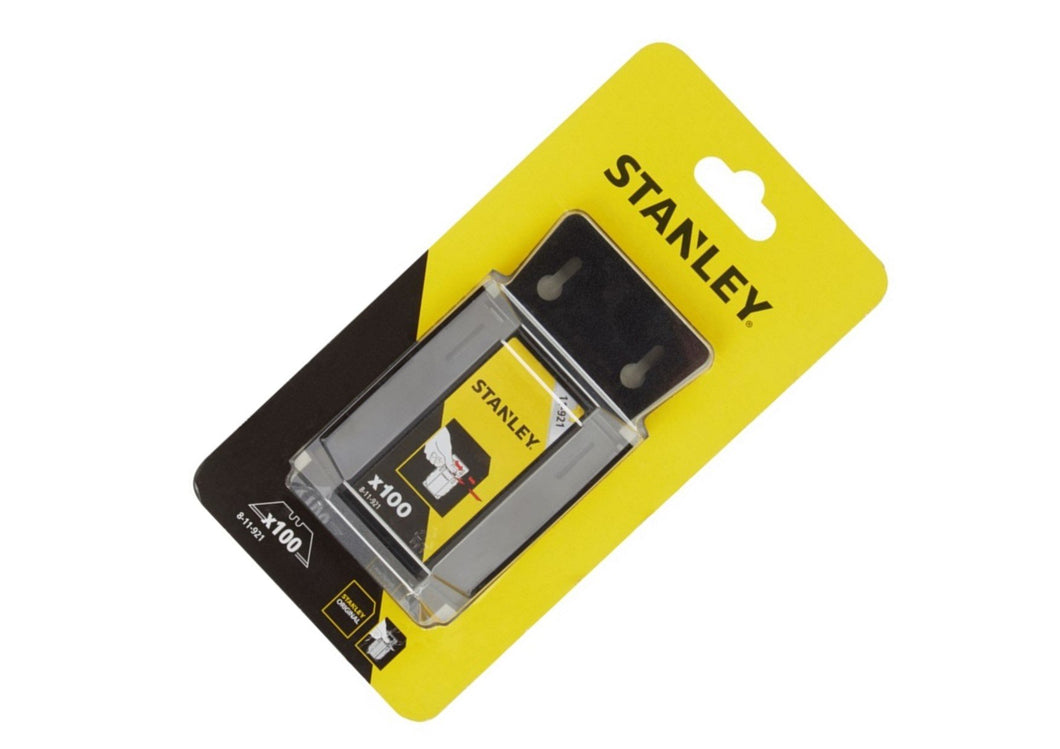 Stanley Utility Tool Blade Dispenser Pack of 100