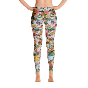 Load image into Gallery viewer, MW Leggings - Petals