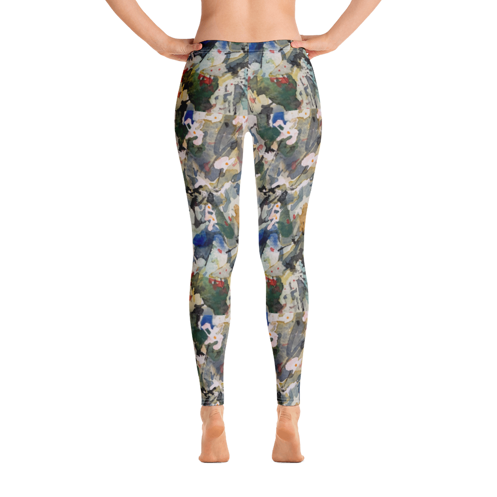 MW Leggings - Bunch of Flowers