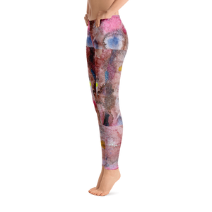 MW Leggings - Pink