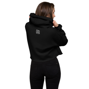 Load image into Gallery viewer, Crop Hoodie - Refuge