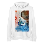 Organic Cotton Unisex Hoodie - Transference