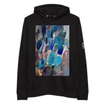 Organic Cotton Unisex Hoodie - Blue for You