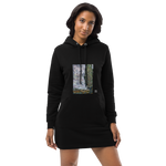 Organic Cotton Hoodie Dress - Stand Tall