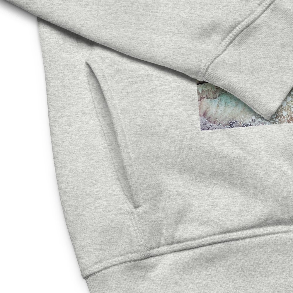 Load image into Gallery viewer, Organic Cotton Unisex Hoodie - Bigger Universe