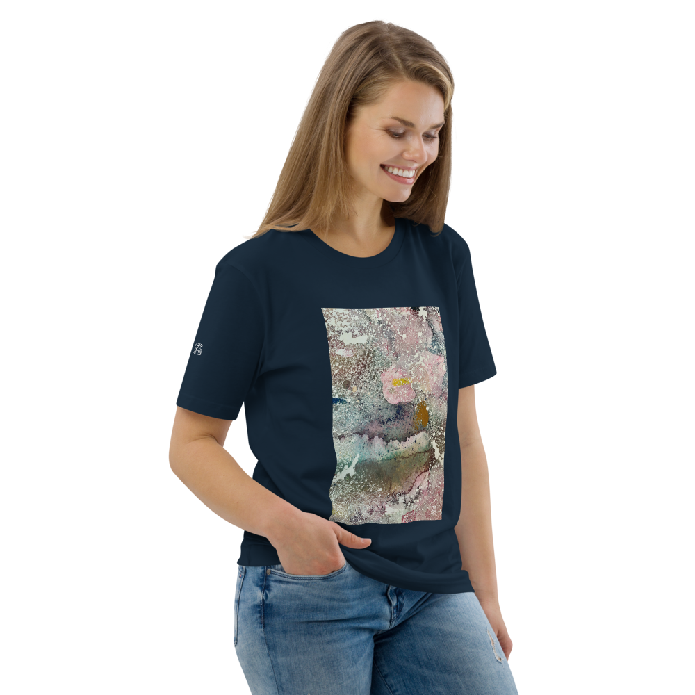 Unisex Organic Cotton T-shirt - Big Universe