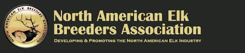 North American Elk Breeder's Association Logo and Lockup