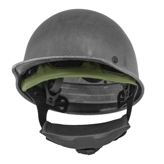 ChukBand™ Fas-Trac® III Headgear Wrap- BROW PAD ONLY - Padded Elk Leather - ChukStar Leather